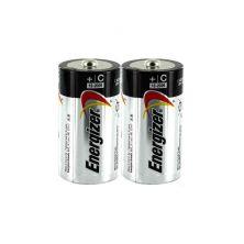 ENERGIZER C Alkaline Batteries (2 Pack)