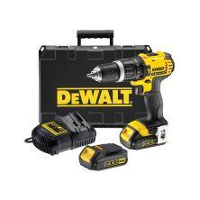 DEWALT DCD735C2 Hammer Drill Kit (14.4V)