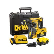DEWALT DCH364M2 SDS+ Rotary Hammer Kit (36V)