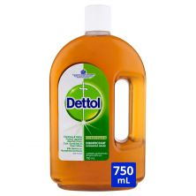 Dettol Antiseptic Disinfectant Liquid 750ml