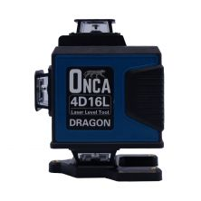 ONCA 4D16L DRAGON Laser Level (GREEN)