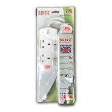 BRITZ Extension Plug Socket (2-WAY)
