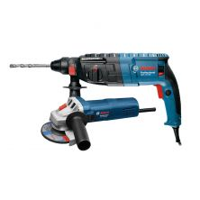 BOSCH GBH 2-24RE + GWS 750-100 Combo