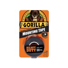 "GORILLA Heavy Duty Mounting Tape (1""X1.5M)"