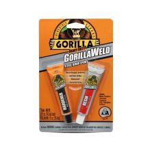 GORILLA Weld 2-Part Steel Bond Epoxy (2 x 0.5 Oz)