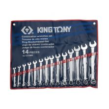 KING TONY 1215MR Spanner Set (14PCS)