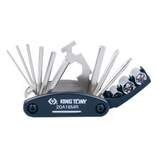 KING TONY 20A16MR Bicycle Compact Tool