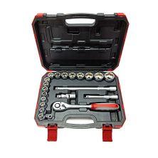 "M10 418M 1/2""DR Socket Set (21PCS)"