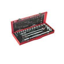 """M10 419MB 1/2""""DR 24PC SOCKET SET (8-32MM)"""