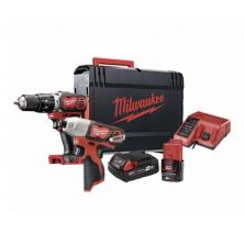 MILWAUKEE M1218BPP-202X Combo Kit