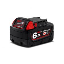 MILWAUKEE M18B6 Battery (6.0 AH)