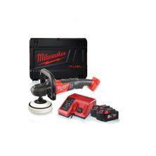 MILWAUKEE M18FAP180-502X Polisher Kit