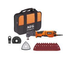 AEG OMNI300KIT1 Multi-Tool Cutter (Kit)