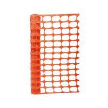 Safety Barricade Net (1M x 17M) (Orange)