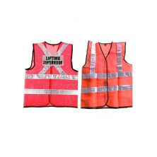 Safety Vest With Special Words