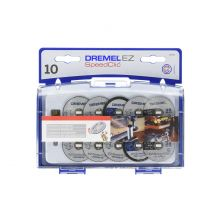 DREMEL Speedclic Accessory (10pcs)