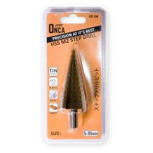 ONCA SD-04 Step Drill Bit (5-35MM)