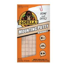 GORILLA Mounting Putty (2 G)
