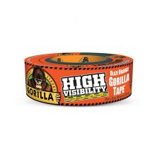 GORILLA High Visibility Blaze Orange Tape