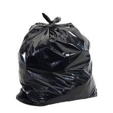 Black Rubbish Trash Bag
